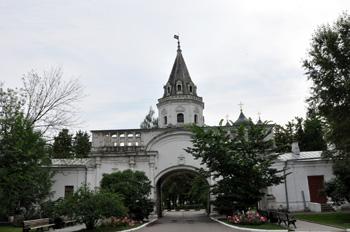 Россия. Москва. Усадьба Измайлово.