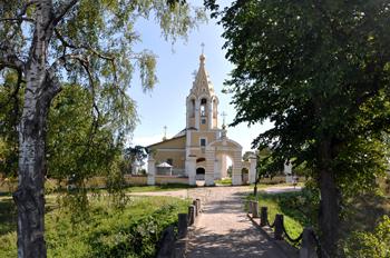 Тверская область, с. Городня.