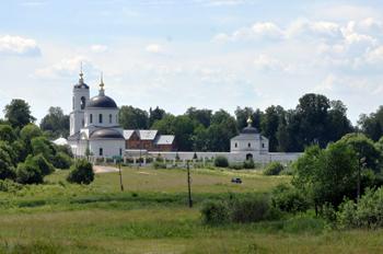 Россия. Стефано-Махрищский монастырь.